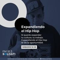 Logo Expandiendo el Hip Hop