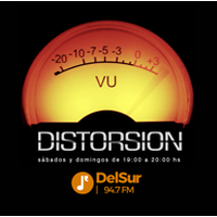 Logo Distorsion Podcast