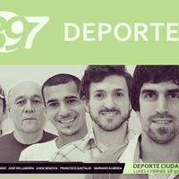 Logo Deporte Ciudadano