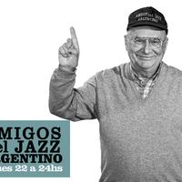 Logo Amigos del Jazz Argentino