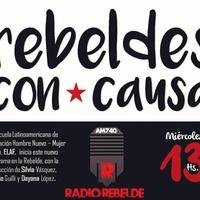 Logo REBELDES CON CAUSA