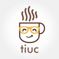 Logo Te Invito Un Café | TIUC
