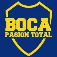 Logo Boca Pasión Total