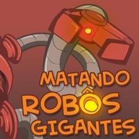Logo Matando Robôs Gigantes