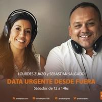 Logo Data Urgente Desde Fuera