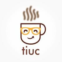 Logo Te invito un café - TIUC