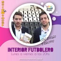 Logo Interior Futbolero