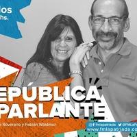Logo La República Parlante