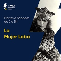 Logo La Mujer Loba