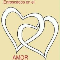 Logo Enroscados en el Amor