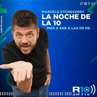Logo La Noche de Radio 10