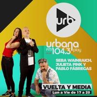 Logo Vuelta y Media