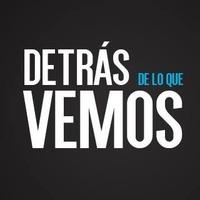 Logo Detrás De Lo Que Vemos