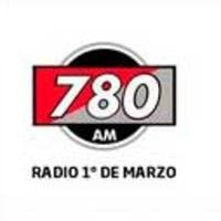 Logo Radio 1ro. de Marzo