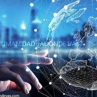 Logo Humanidad ¿A donde vas?