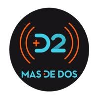 Logo Más de dos