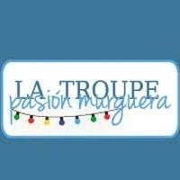 Logo La Troupe, Pasión Murguera