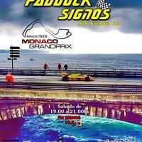 Logo PADDOCK SIGNOS - Sólo F1