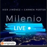 Logo Milenio Live (Oficial)