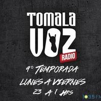 Logo TOMALA VOZ