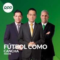 Logo Fútbol como Cancha - Tarde