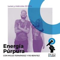 Logo Energía Púrpura