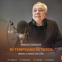 Logo Ni Temprano Ni Tarde