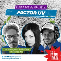 Logo Factor UV