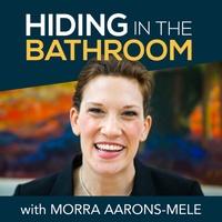 Logo Hiding in the Bathroom
