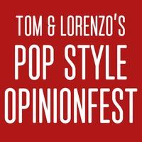 Logo Tom & Lorenzo's Pop Style Opinionfest