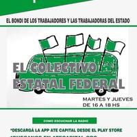 Logo COLECTIVO  ESTATAL FEDERAL