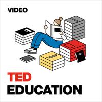 Logo TED Talks Education
