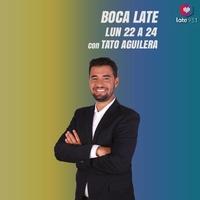 Logo Boca Late