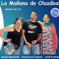 Logo La Mañana De Olazábal 2021