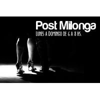 Logo Post Milonga