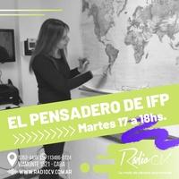 Logo El Pensadero de IFP