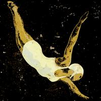 Logo Free Falling (Whg.)
