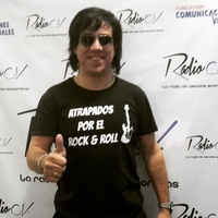 Logo Atrapados por el Rock and roll