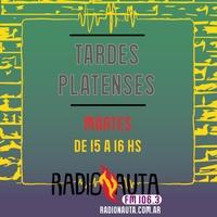 Logo Tardes platenses