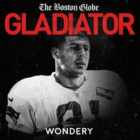 Logo Gladiator: Aaron Hernandez and Football Inc.