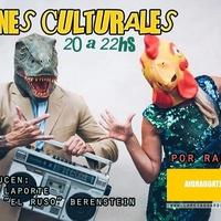 Logo Viernes Culturales