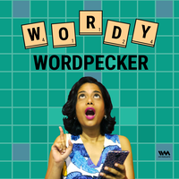 Logo Wordy Wordpecker