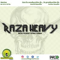 Logo Raza Heavy