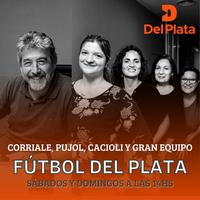 Logo Fútbol Del Plata