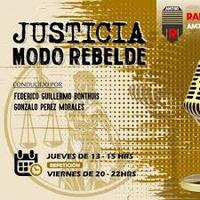 Logo JUSTICIA MODO REBELDE
