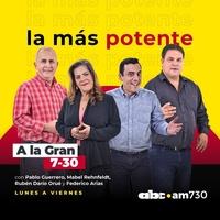 Logo A La Gran 730