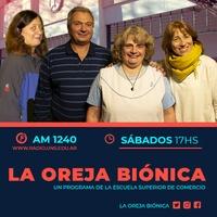 Logo La Oreja Biónica