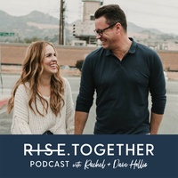 Logo RISE Together Podcast