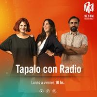 Logo Tapalo Con Radio