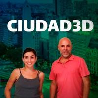 Logo CIUDAD 3D